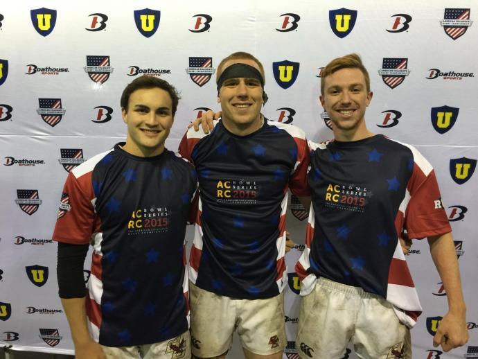 Boston College Honorees
