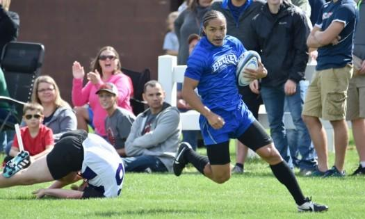 Trejo Scores Four Tries to Lead BC Past IPFW