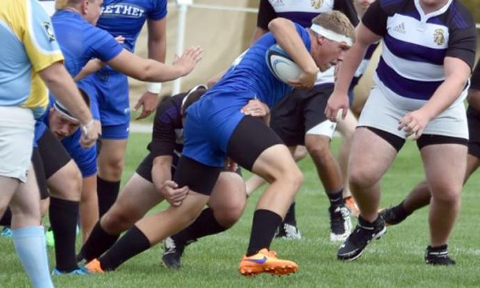 Bethel rugby vs Irish of Notre Dame