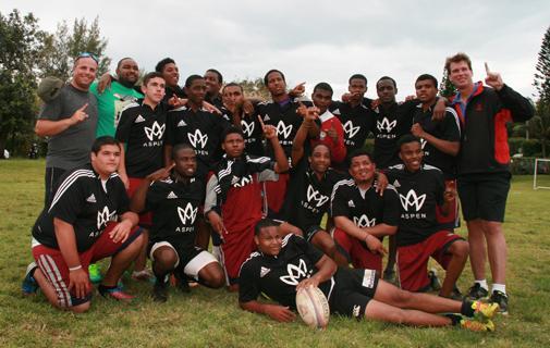 Beyond Rugby Bermuda