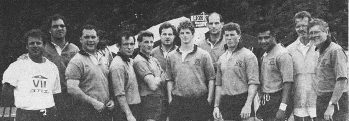 On February 25, 1990, Atlantis became the first American team to participate in a major New Zealand club sevens tournament.
