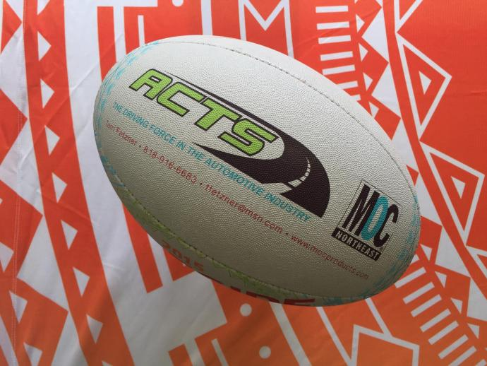 ACTS and MOC Pair up to Sponsor 2015 Surfside Rugby Ball