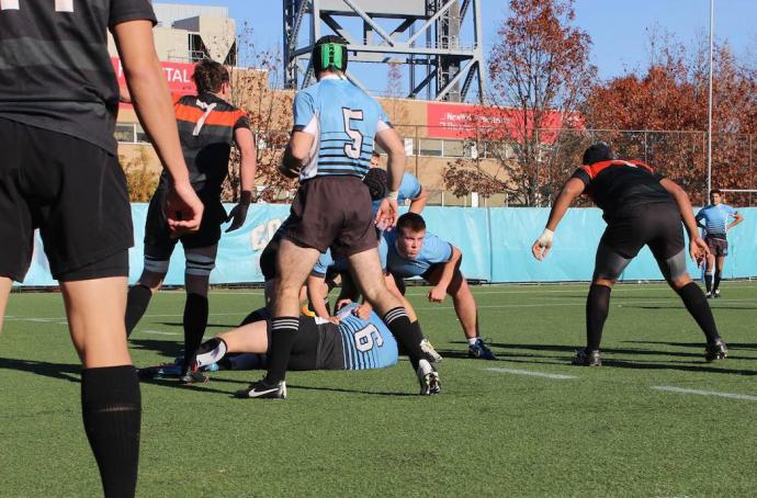 Columbia Rugby