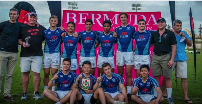 Greenwich Rugby in Bermuda