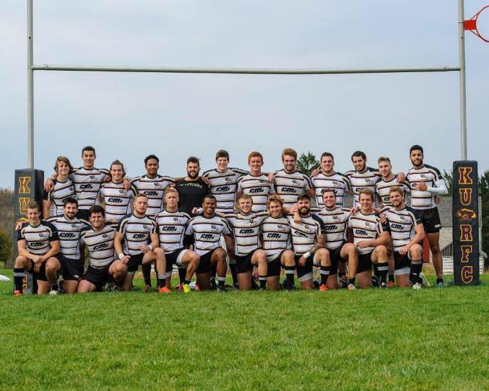 Kutztown University Men's Rugby