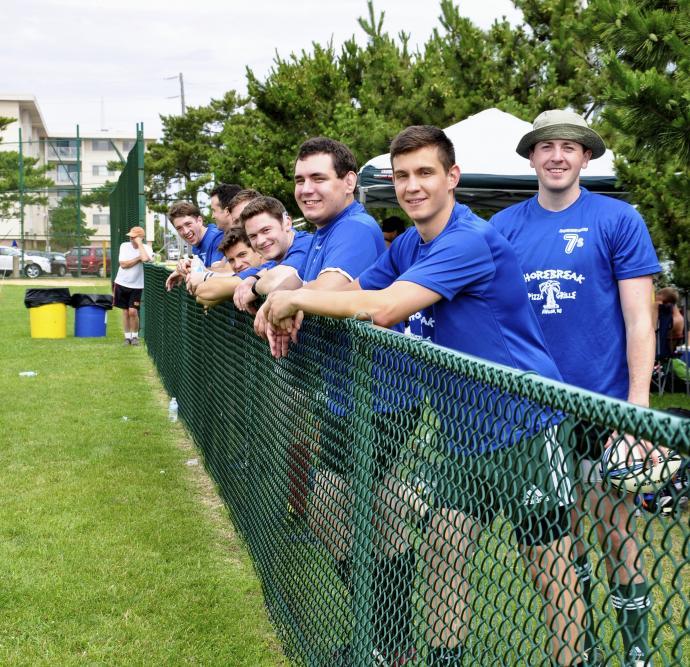 Rugby Volunteers