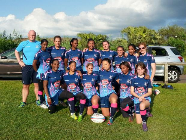 Women to the 2018 Bermuda Intl 7s