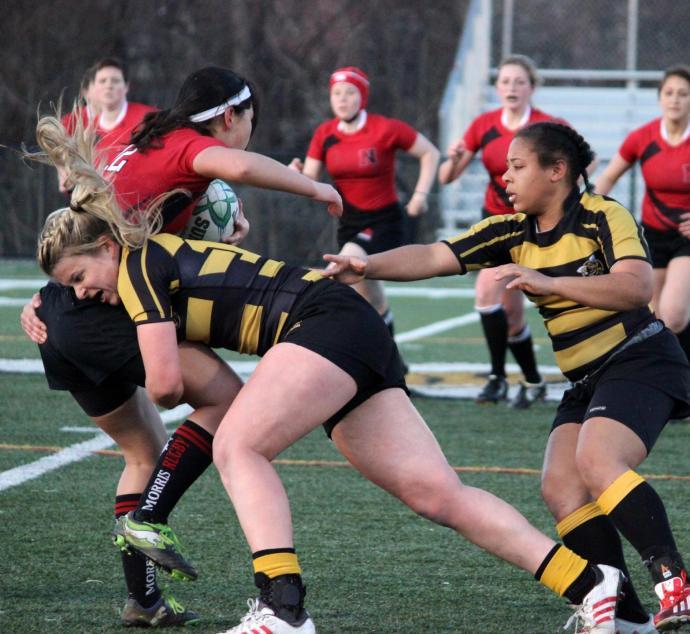 AIC Women's Rugby, Haley Schafer