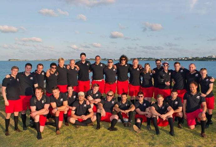 Saracens Rugby Club team