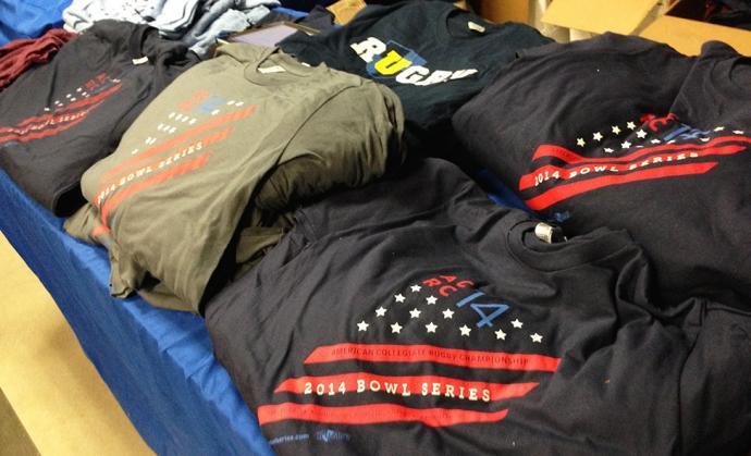 Bowl Series T-Shirts
