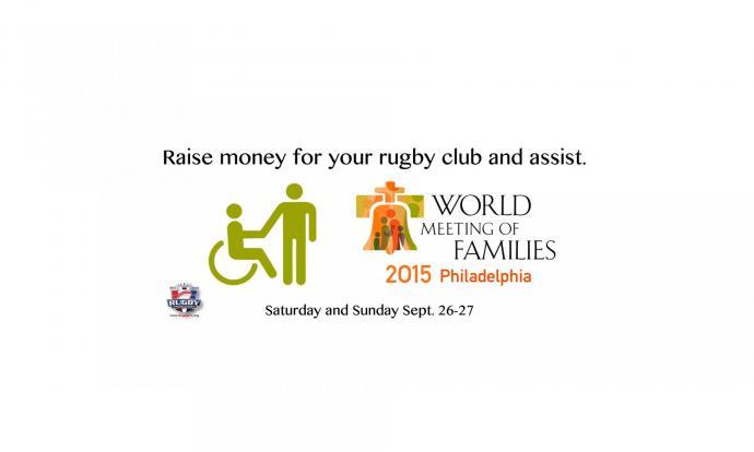 Volunteers will greet handicapped individuals