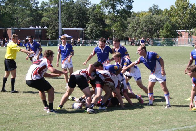 Florida vs South Carolina Rugby