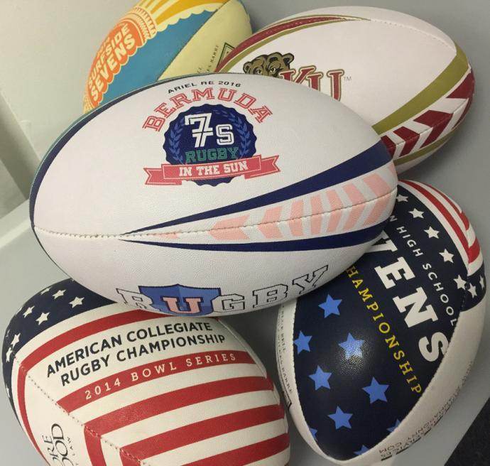 Custom URugby Rugby Balls