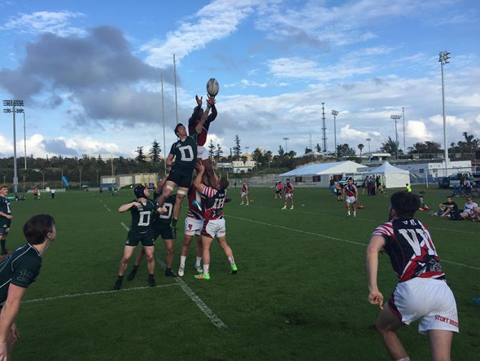 Men and Women Collegiate and High School Rugby Teams