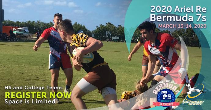 Stony Brook vs Rowan in 2018 Bermuda Intl 7s