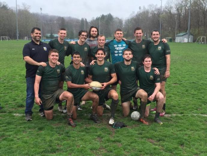 Loyola Rugby Qualifies for NSCRO College Rugby Championship