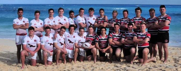 Saint Joseph's University Rugby Team