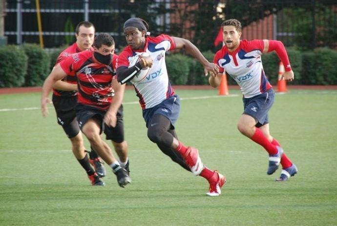 NJIT Rugby vs Vassar