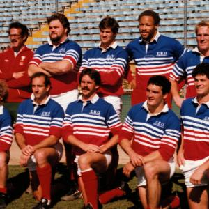 ERU II finished 2nd in the 1996 USA Rugby Sevens National Championships