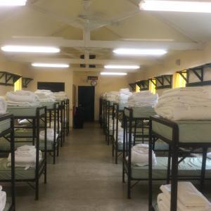 Warwick Camp Barracks, Bermuda