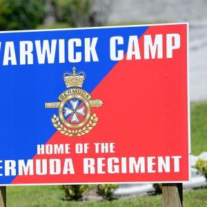 Warwick Camp Entrance