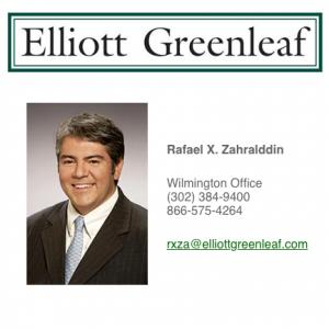Elliott Greenleaf's Website logo
