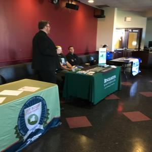 URugby College Fair at the 2016 Bowl Series