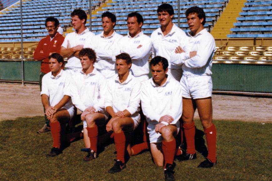 ERU I won the 1996 USA Rugby Sevens National Championships over ERU II