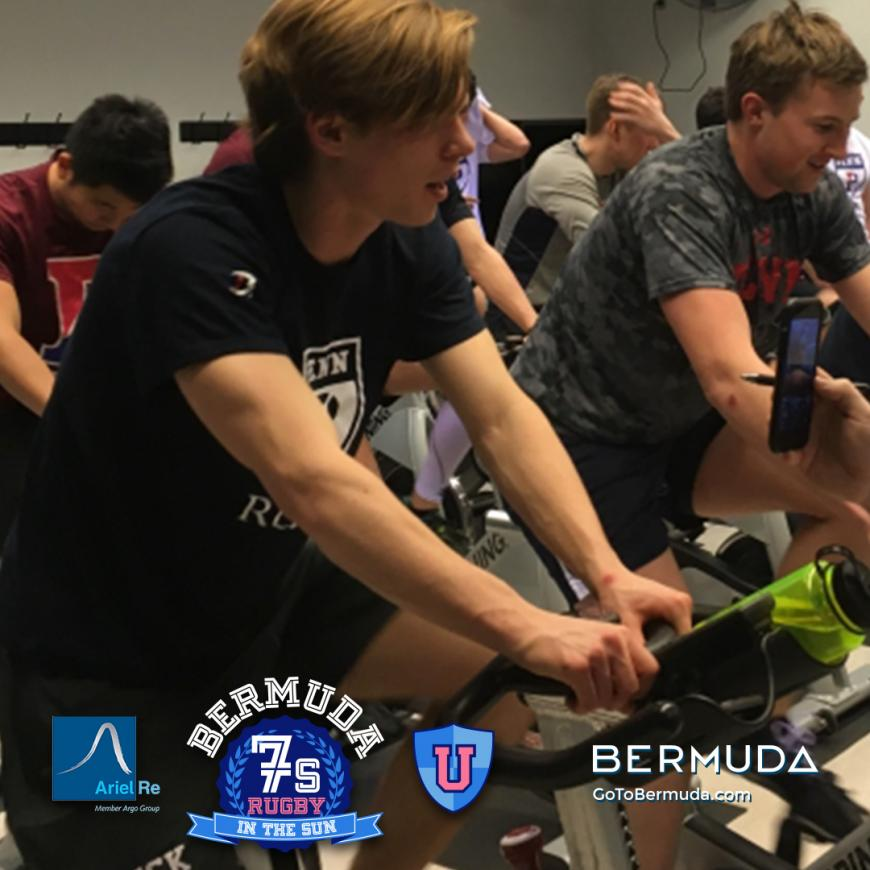Penn Bikes to Bermuda